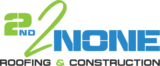 logo of 2nd2None Roofing & Construction being shown